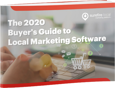 What is Local Marketing Software?